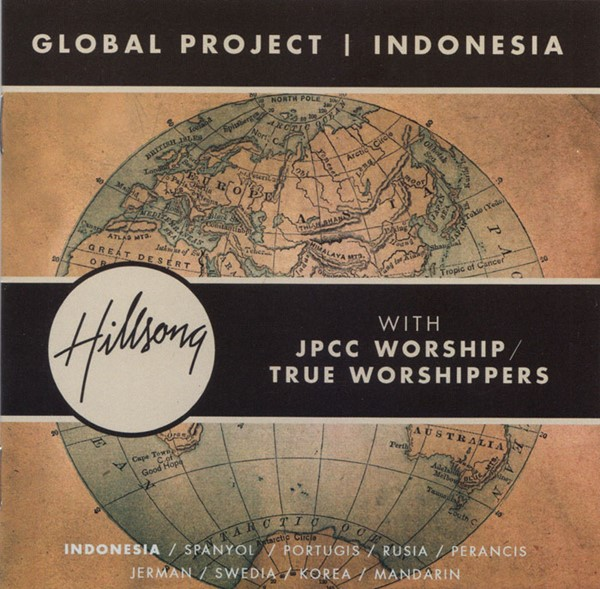 Hillsong Global Project Indonesia [CD]