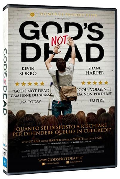Dio non è morto (God's not dead) [DVD]