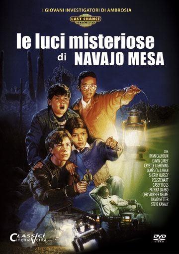 Le luci misteriose di Navajo Mesa - Ora anche su DVD