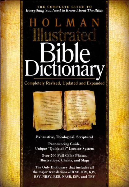 Holman Illustrated Bible Dictionary (Copertina rigida)