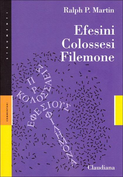 Efesini Colossesi Filemone - Commentario Collana Strumenti (Brossura)