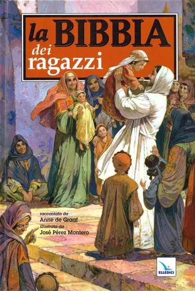 La Bibbia dei ragazzi (Copertina Rigida)