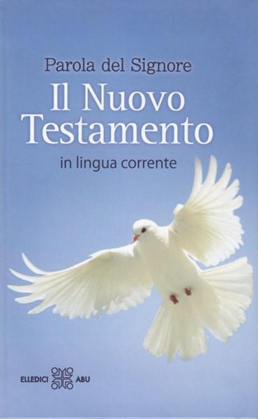 Il Nuovo Testamento in lingua corrente Semirigido (Copertina Semirigida)