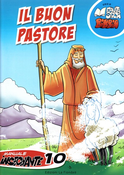 Il Buon Pastore - 10° Manuale Insegnante (Spillato)