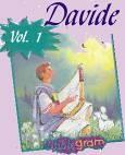 Davide - vol. 1 - Il kit completo: Figure a flanella, testo e sussidi