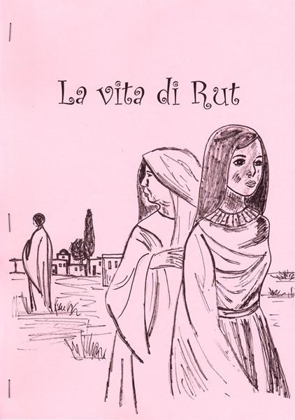 La vita di Rut - Il kit comprende: tavole a colori, testo e versetti per l'insegnante, quaderno per bambini.
