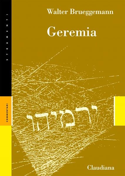 Geremia - Commentario Collana Strumenti (Brossura)