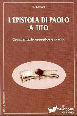 L'epistola di Paolo a Tito (Brossura)