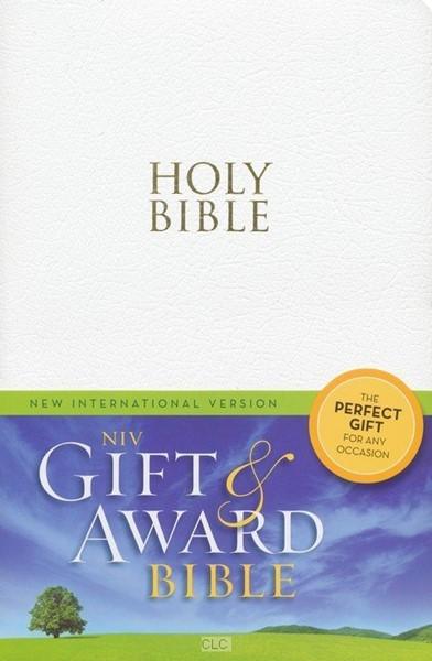 NIV Gift and Award Bible (Similpelle) [Bibbia Media]