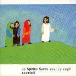 Lo Spirito santo scende sugli apostoli