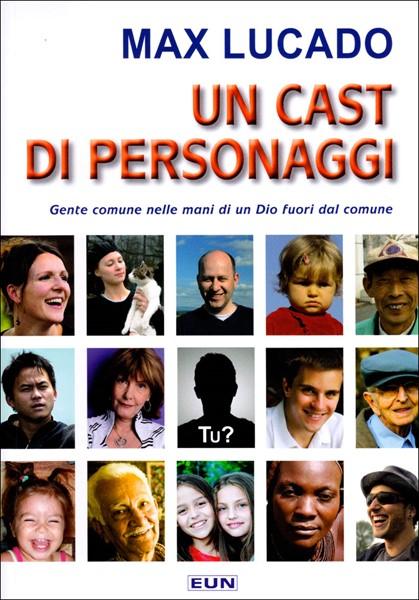 Un cast di personaggi (Brossura)