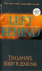 Left Behind - A novel of the earth's last days... (1)