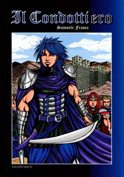 Il condottiero - Fumetto manga (Brossura)