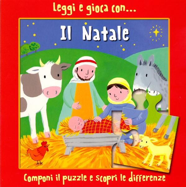 Leggi e gioca con… Il Natale (Cartonato)