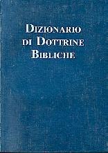 Dizionario di Dottrine Bibliche (Brossura)