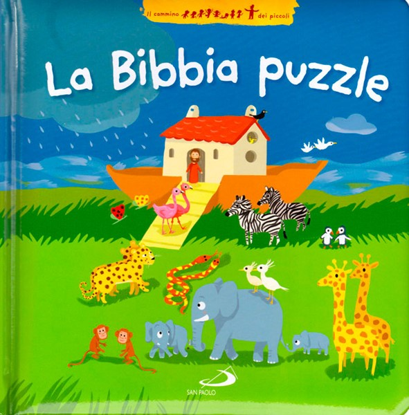 La Bibbia puzzle (Copertina Rigida Imbottita)