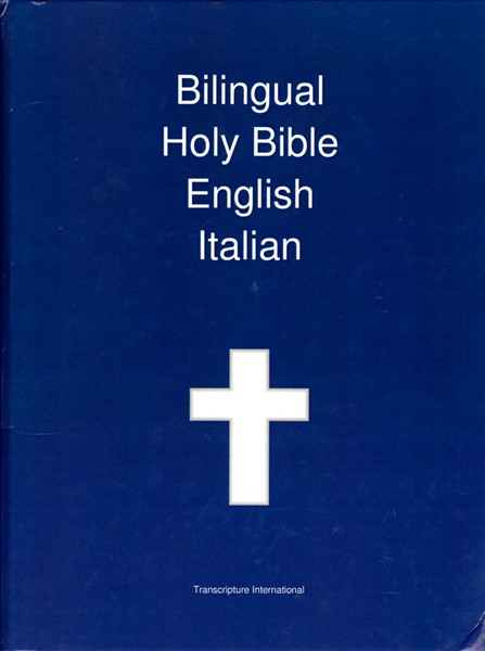Bilingual Holy Bible English - Italian (Copertina rigida) [Bibbia Grande]