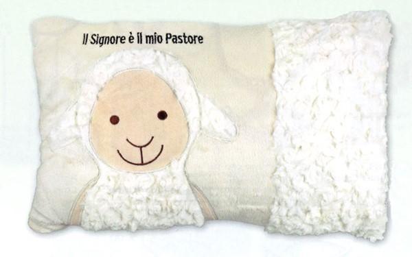 A1324 - Cuscino con pecora