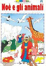 Noè e gli animali