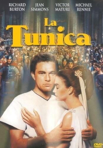 La Tunica - DVD