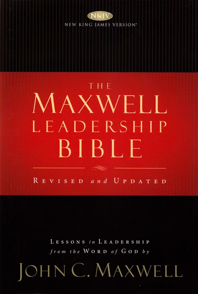 NKJV The Maxwell Leadership Bible - Revised and Updated (Copertina rigida)