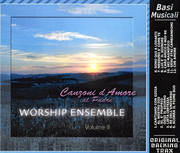 Canzoni d'amore al Padre vol. 2 - Basi Musicali Audio [CD]