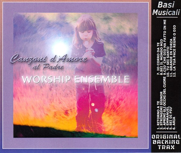 Canzoni d'amore al Padre vol. 1 - Basi musicali Audio [CD]