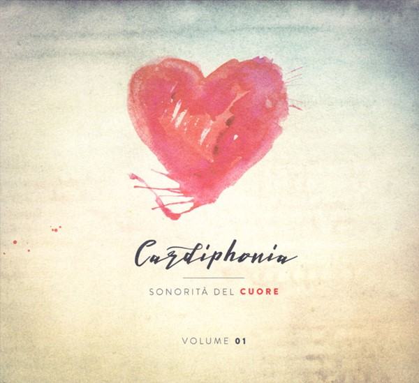 Cardiphonia vol.1 [CD]
