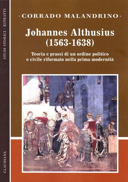Johannes Althusius (1563-1638) (Brossura)