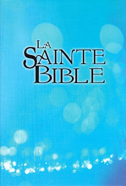 Bible Esaïe 55 Segond 1910 Bleue ciel (Brossura) [Bibbia Piccola]