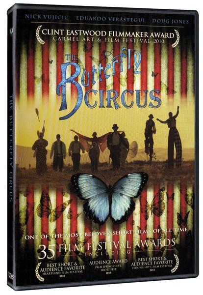 The Butterfly Circus (Il circo della farfalla) con sottotitoli in italiano [DVD]