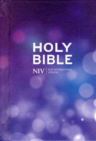 NIV Tiny Hardback Bible (Copertina rigida) [Bibbia Mini]