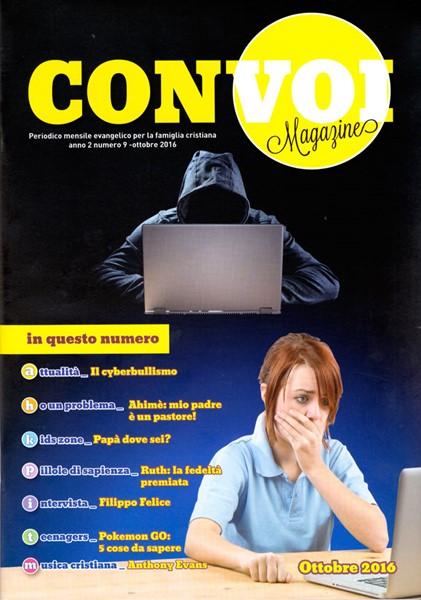 Rivista Con voi Magazine - Ottobre 2016 (Spillato) [Rivista]