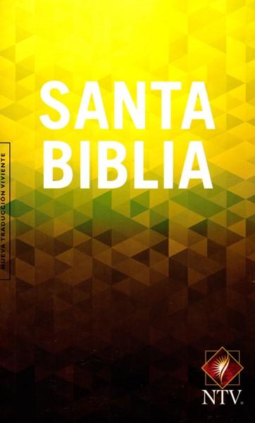 Santa Biblia NTV - Colore giallo (Brossura) [Bibbia Piccola]
