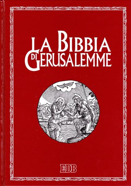 La Bibbia di Gerusalemme gigante da pulpito (Copertina rigida)