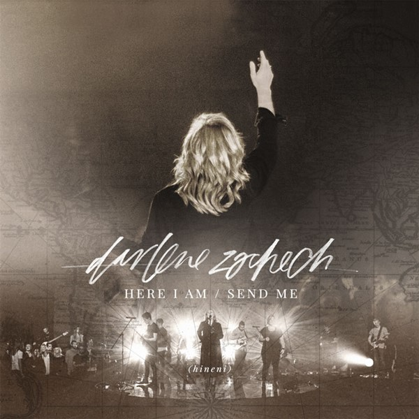 Here I am, send me Live Deluxe [CD + DVD]