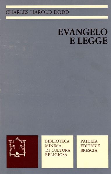 Evangelo e legge (Brossura)