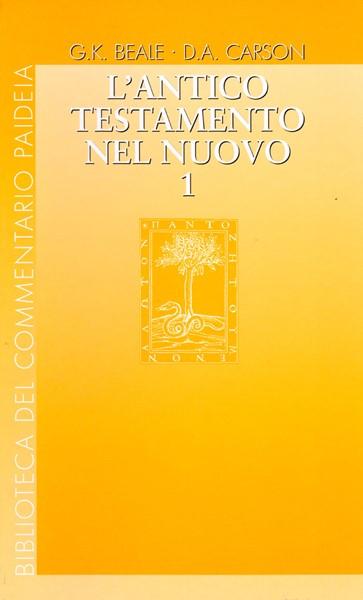 L'Antico Testamento nel Nuovo vol.1 (Copertina rigida)