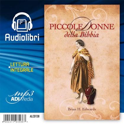 Piccole donne della Bibbia Audiolibro lettura integrale