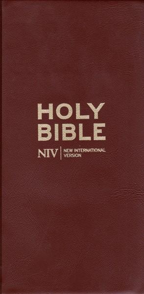 NIV Holy Bible (PVC) [Bibbia Piccola]