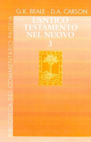 L'Antico Testamento nel Nuovo vol. 3 (Copertina rigida)