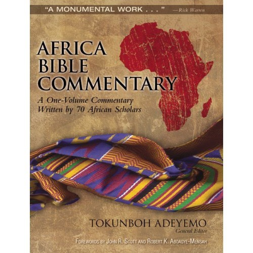 Africa Bible Commentary (Copertina rigida)