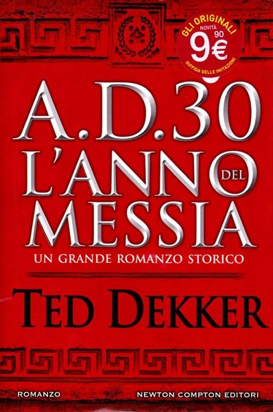 A.D. 30 L'anno del Messia (Copertina rigida)
