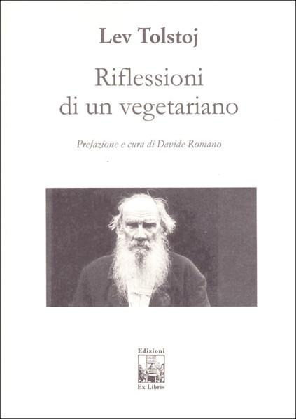 Riflessioni di un vegetariano (Brossura)