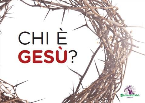 Chi è Gesù? - 200 copie (Volantino) [Opuscolo]