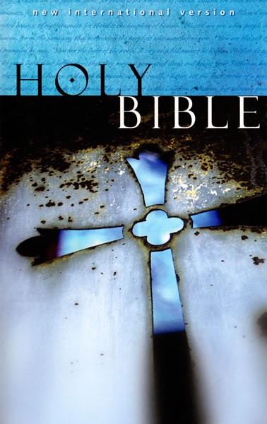NIV Holy Bible (Brossura) [Bibbia Media]