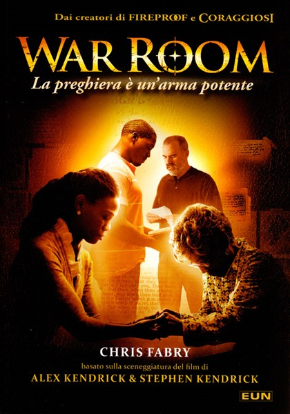 War Room (Brossura) [Libro]