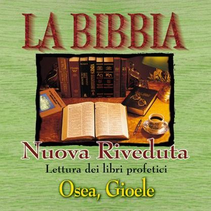 Lettura dei libri profetici Osea e Gioele
