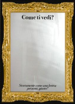 Specchio - Confezione da 100 opuscoli (Cartoncino) [Opuscolo]