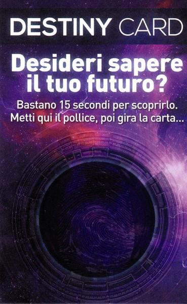 Destiny Card - Confezione da 100 opuscoli (Cartoncino) [Opuscolo]